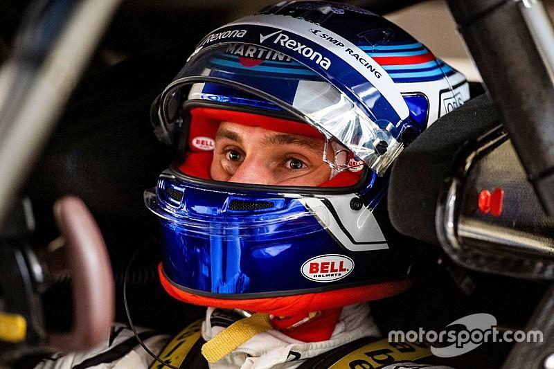 Сироткин пообещал вернуться в гонки в феврале