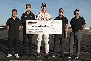 Australian FFord champ McElrea wins $200K Scholarship