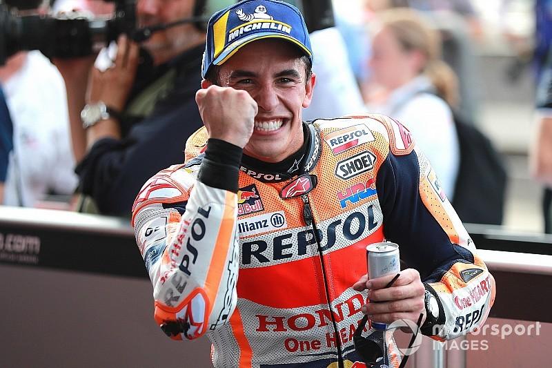 """Honda-teambaas lovend over Marquez: """"Hij gedraagt zich niet als een superster"""""""