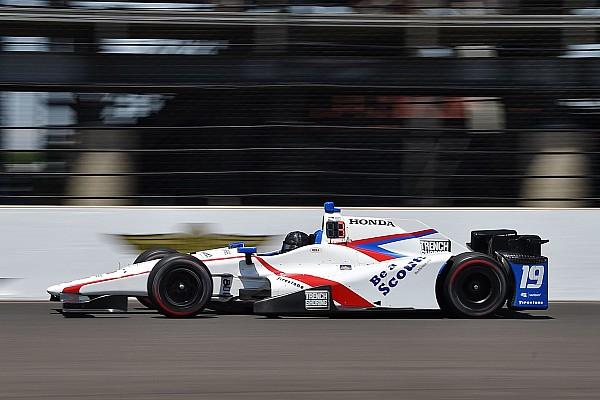 Чавес возглавил квартет пилотов Honda по итогам четверга