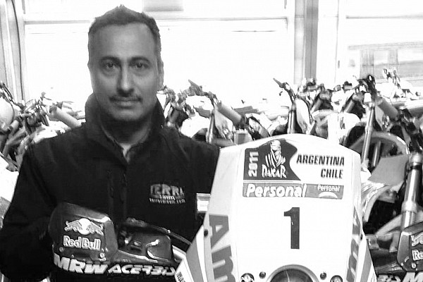 Indian Rally Breaking news Raid de Himalaya called off after Subhamoy Paul's fatal incident