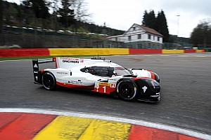 WEC Репортаж з кваліфікації WEC у Спа: Porsche вириває поул з рук Toyota
