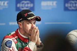 WTCC Noticias Monteiro tampoco estará en el WTCC de Macao