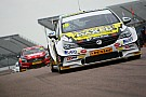 BTCC Proctor keeps Power Maxed Racing Vauxhall seat