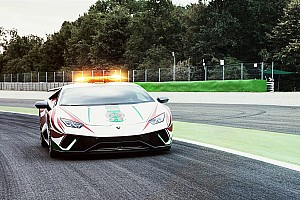 Формула 1 Аналіз Пояснення: загадковий Lamborghini на старті Гран Прі Італії
