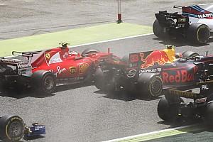 Fórmula 1 Noticias Raikkonen y Verstappen culpan a Bottas por sus abandonos