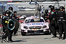 DTM Ауэр выиграл первую гонку DTM на «Лаузицринге»