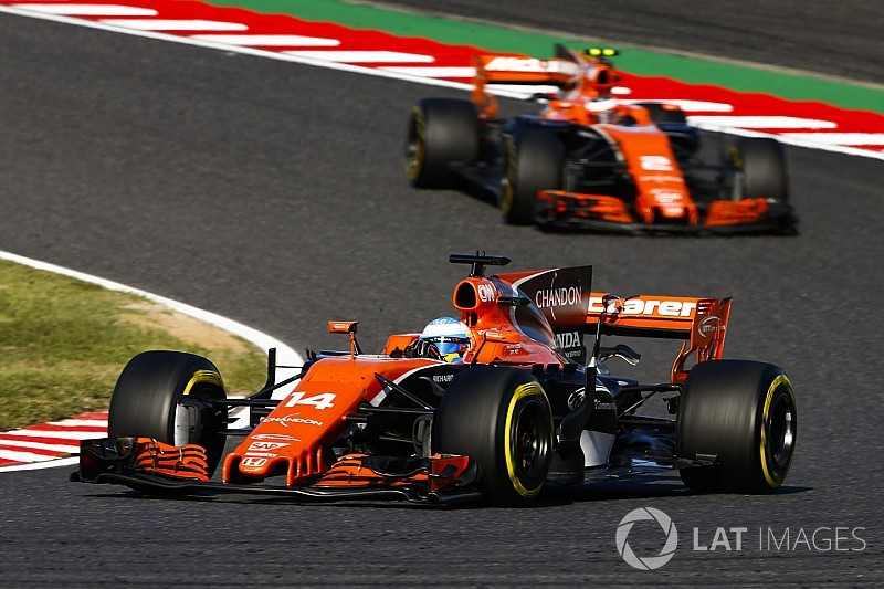 """Reliability """"much better"""" due to staff shake-up - Honda"""