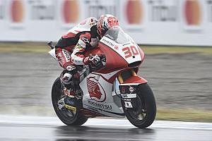 Moto2 速報ニュース Moto2もてぎ予選:中上貴晶が壮絶なアタック合戦制し母国ポール獲得!