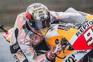 MotoGP Ultime notizie Motegi, Warm-Up: Marquez detta di nuovo il ritmo davanti all'Aprilia