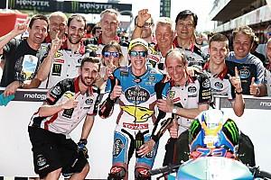 Moto2 Reporte de la carrera Alex Márquez logra una aplastante victoria en casa