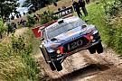 WRC High-speed thrills continue as Hyundai Motorsport targets first Finnish podium