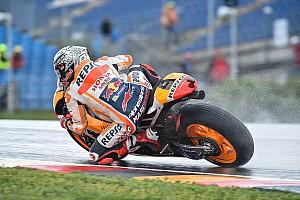 MotoGP Qualifyingbericht MotoGP 2017 am Sachsenring: Marquez auf Pole, Folger startet vor Rossi