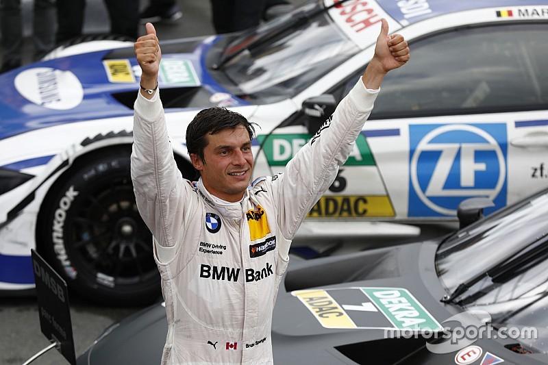 """Bruno Spengler nach 15. DTM-Sieg: """"Ein geiler Tag"""""""