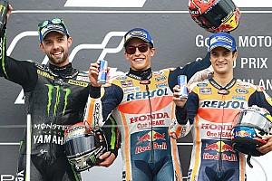 MotoGP Crónica de Carrera Márquez no da opción en Sachsenring y se coloca líder del Mundial