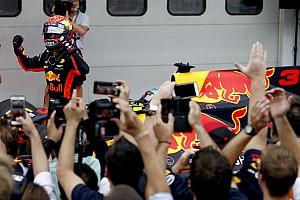 Formel 1 Rennbericht Formel 1 2017 in Sepang: Max Verstappen mit Überraschungssieg