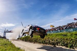 WRC Résultats Championnats - Neuville passe deuxième derrière Ogier