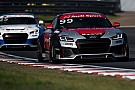 Van der Garde geniet van gastoptreden in Audi Sport TT Cup