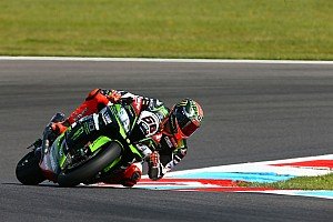 World Superbike Qualifying report WorldSBK Jerman: Sykes pole dan kembali cetak rekor