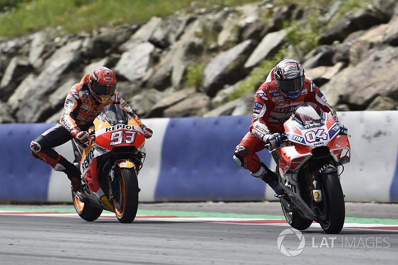 Analyse: Titelgevecht in MotoGP is Dovizioso op het lijf geschreven