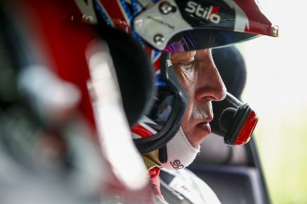 WRC Jerman: Kopecky pimpin stage awal, Meeke alami tabrakan