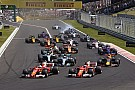 Formule 1 bevestigt nieuwe tijdschema's voor Grand Prix-weekenden