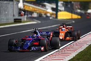 F1 Noticias de última hora Toro Rosso oficializó su cambio a Honda