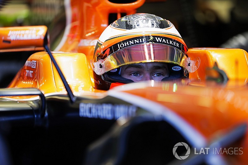 McLaren formaliza permanência de Vandoorne em 2018