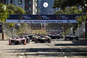 Formula E Noticias de última hora El Halo de la F1 retrasa el nuevo coche de la Fórmula E
