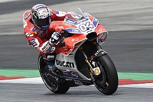 【MotoGP】ドヴィツィオーゾ「年間優勝を狙うのに改善すべき事がある」