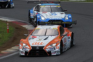 DTM Breaking news DTM finale to feature Super GT track tests