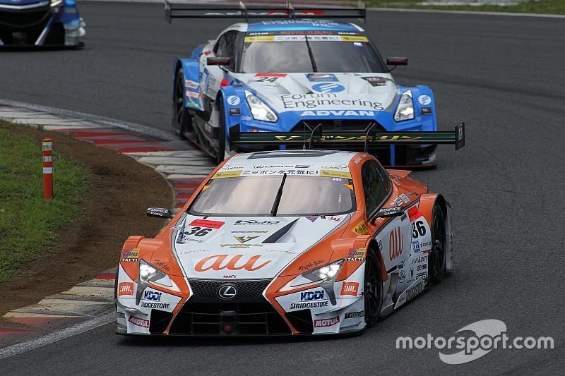 На фіналі DTM пройдуть демонстраційні заїзди Super GT