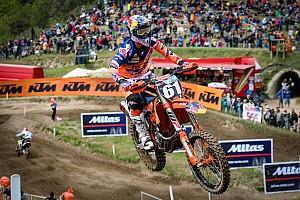 MX2 Reporte de la carrera Jorge Prado gana su primera carrera en el Mundial de MX2