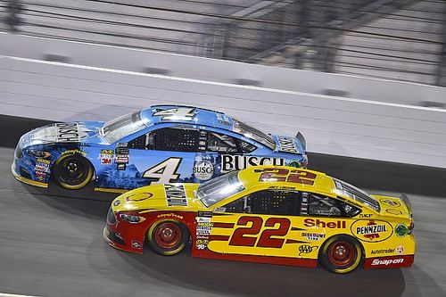 Joey Logano and Kevin Harvick - From rivals to allies