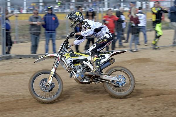 Mondiale Cross Mx2 Gara Thomas Kjer Olsen vince il suo primo GP di MX2 in Lettonia