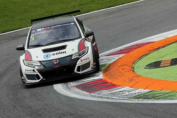 Кольчиаго одержал вторую победу в сезоне TCR