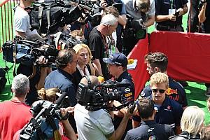 """F1 Noticias de última hora Verstappen: """"El año pasado fue muy bonito, pero quiero ganar más"""""""