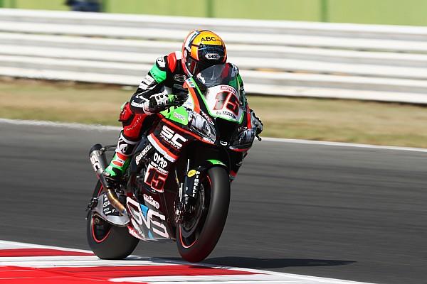 De Angelis parts ways with Pedercini Superbike team