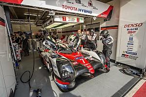 24 heures du Mans Actualités Toyota reçoit et accepte les excuses de Vincent Capillaire