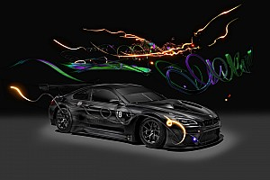GT Special feature Foto's: Dit is de BMW M6 GT3 Art Car