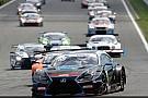 GT Open Dominio assoluto della Lexus RC-F in entrambe le gare a Spa-Francorchamps