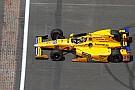 F1 Alonso prefiere el naranja IndyCar para el McLaren F1 de 2018
