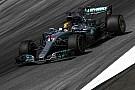 Вперше Mercedes має сильний базис у п'ятницю — Хемілтон
