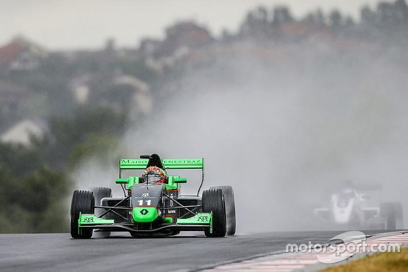 Eurocup Nurburgring: Fenestraz menangi Race 2, Presley ke-25