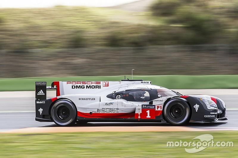 Porsche tire le premier à Monza, Toyota suit le rythme