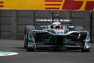 Formula E Evans surprised Mexico shunt wasn't race-ending