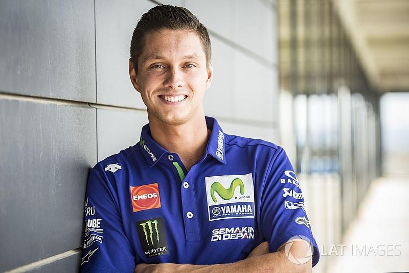 Crutchlow: Van der Mark shouldn't replace Rossi mid-weekend