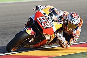MotoGP Репортаж з гонки Гран Прі Арагону: Маркес виграв гонку, Довіціозо втратив очки