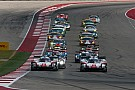 WEC The manufacturer stars of the 2017 WEC