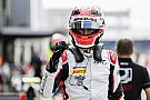 GP3 George Russell se lleva la pole position